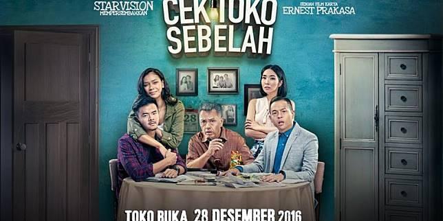 Film Cek Toko Sebelah (2016)
