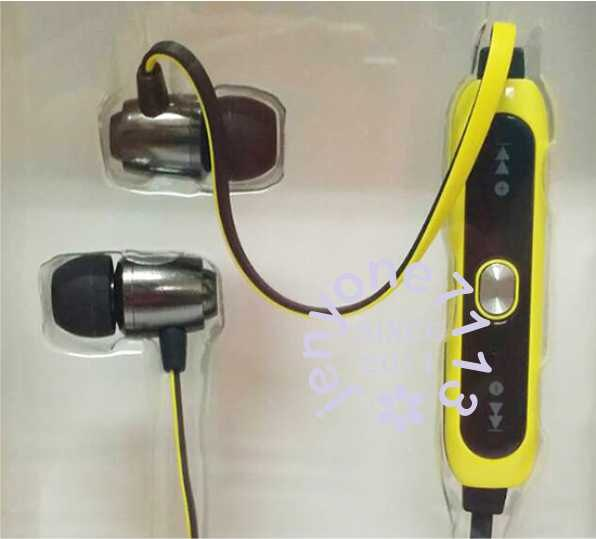 【WONDER旺德】運動入耳款藍芽耳機麥克風 WA-E15BM