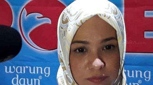 Politisi Gerindra, Rachel Maryam. [Suara.com/Nikolaus Tolen]