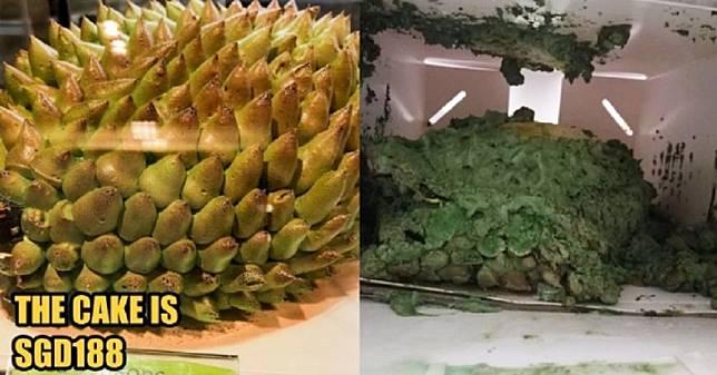 Pesan Online Kue Durian untuk Rayakan Ulang Tahun Ibunya, Wanita Ini Dikecewakan dengan Hasilnya