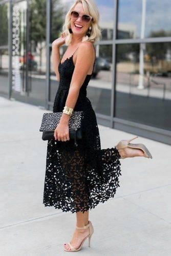 Musim Kondangan, Ide Outfit Lace untuk ke Resepsi Pernikahan