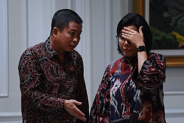 Bandingkan rasio dan jumlah utang era Soeharto hingga Jokowi