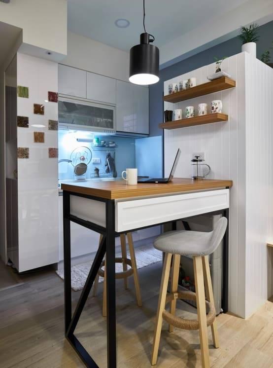 9. 畫龍點睛的小廚房