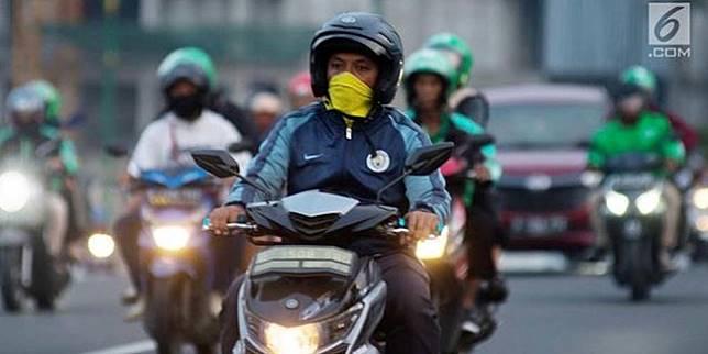 Sepeda motor di Indonesia (Ilustrasi/Liputan6.com)