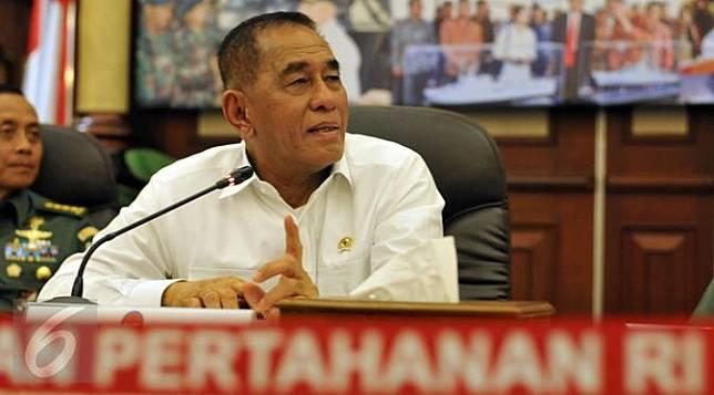 20160112-Suasana Rapim Kemhan RI Tahun 2016-Jakarta-Johan Tallo