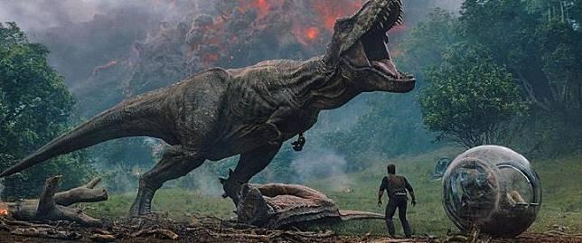 Dinosaurus Tyrannosaurus (T-Rex)/Bisnis.com