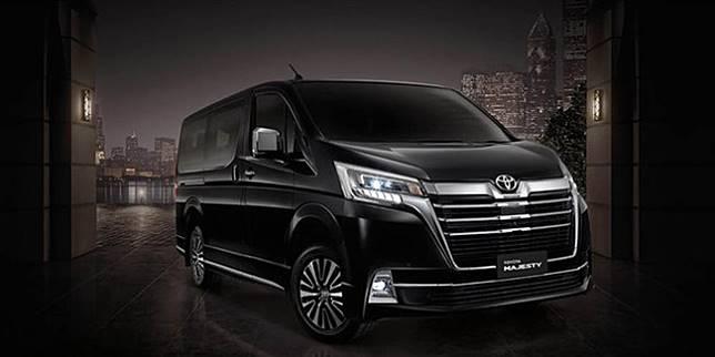 Toyota Majesty versi Thailand (Zing.vn)