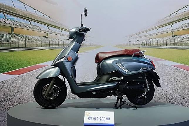 Suzuki Saluto 125 (Suzuki)