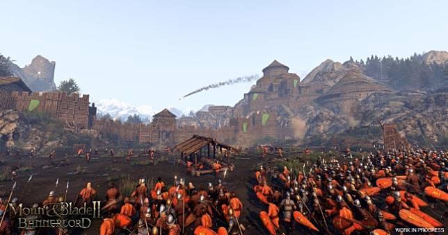 戰爭策略名作《騎馬與砍殺2:霸主》2020年3月登上Steam