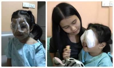 Bé gái 4 tuổi mất thị lực, suýt mù lòa vì bố mẹ chiều, thường cho xem điện thoại hàng giờ