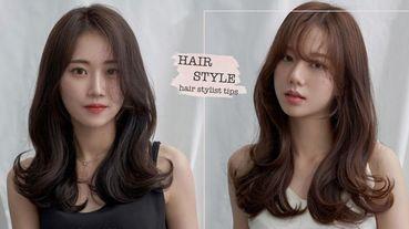 韓國髮型師「雙層髮捲」整理技巧!髮捲用墊的、不用捲瀏海也能蓬鬆整天不塌