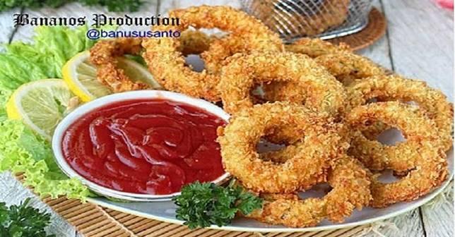 Tips Membuat Onion Rings Renyah dan Gurih