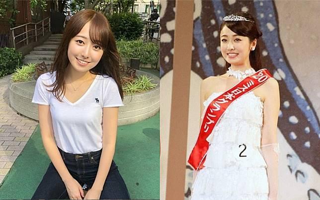 ▲日本小姐大賽由小田安珠奪冠。(圖/翻攝IG)