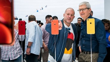驚訝!「蘋果設計」的代名詞,Jony Ive 突然宣布將要從蘋果離職