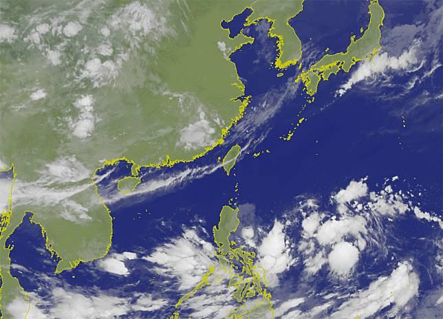 今日這些地區仍防高溫與雷雨 颱風預估週三前就生成