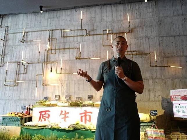 江振誠主廚在RAW滿5年後,將重新詮釋新的台灣味。(圖片來源:美食加TASTER提供)