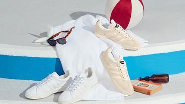 抓住夏季尾巴 / United Arrows and Sons x Slam Jam 攜手打造 adidas Consortium Sneaker Exchange 聯名鞋款