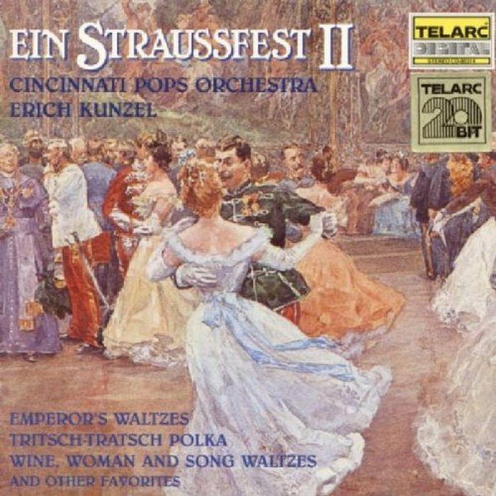 0089408031427 音樂廠牌: Telarc 這張CD是繼Telarc之前推出獲致空前佳績的(約翰.史特勞斯音樂慶典》後的另-佳作約翰.史特勞斯音樂慶典》在告示板排行榜中接連二年都有極佳的排行