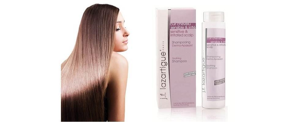 不只是敏感肌,就連敏感、過敏頭皮髮也要有專用洗髮品!