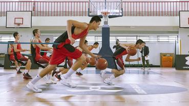 官方新聞 / 決戰 JHBL 籃球體能訓練營 UAT for Basketball 熱血開訓