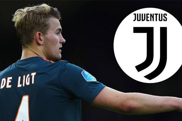 Hanya Dalam Hitungan Jam, De Light Bakal Jadi Pemain Juventus
