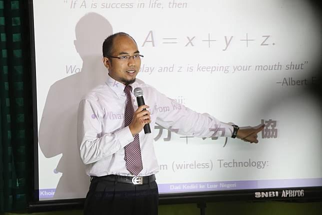 Khoirul Anwar | Net