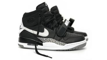 準備接招 / Don C 親自曝光全新鞋款 Jordan Legacy 312