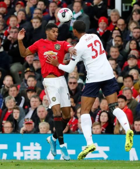 Duel Man United dan Liverpool Berakhir Tanpa Pemenang