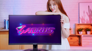 GIGABYTE G32QC 165Hz 極速HDR 曲面電競螢幕,制敵機先,強勢登場