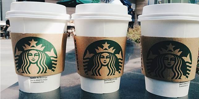 Ukuran Gelas di Starbucks