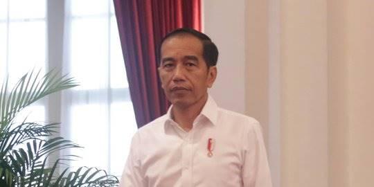 Jokowi Konpres Revisi UU KPK. ©2019 Liputan6.com/HO/Kurniawan