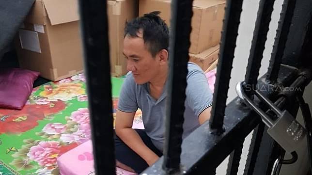 Andi Arief ditangkap polisi karena narkoba. (istimewa)