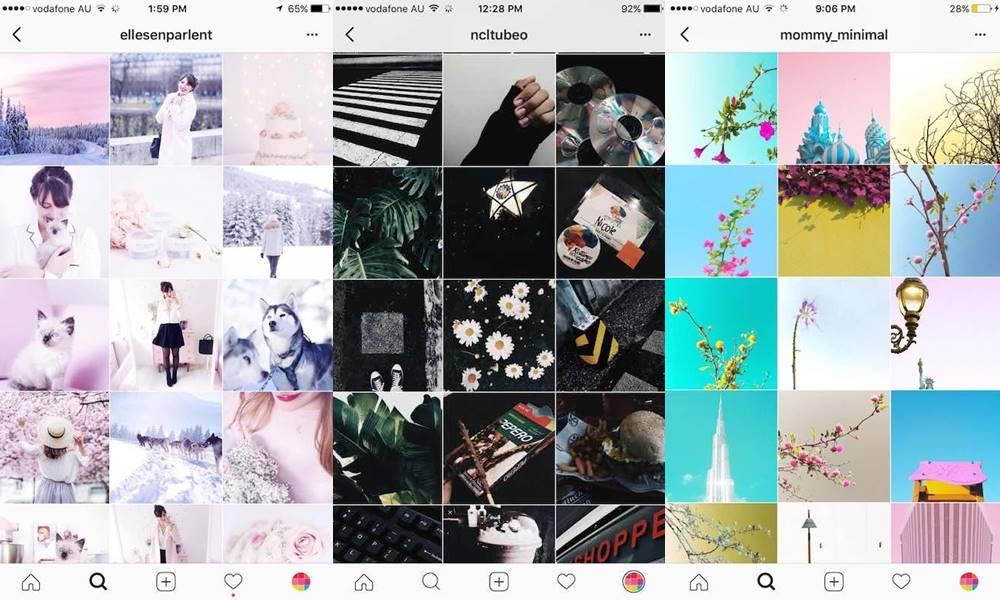 15 Tema Feeds Instagram Keren Yang Bisa Lo Jadiin Inspirasi Provoke Online Com Line Today