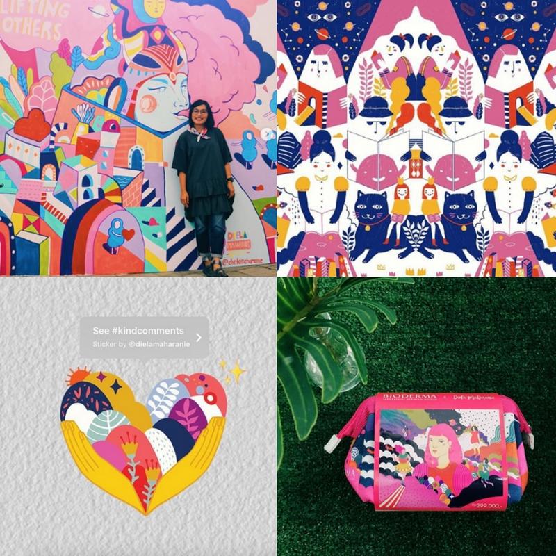3 Akun Instagram Ilustrator Perempuan Indonesia yang Karyanya Akan Membuat  Anda Jatuh Hati b786053a72
