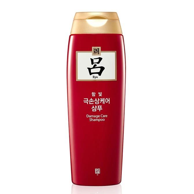 韓國 RYO呂 漢方頂級滋養洗髮精(紅)180ml【美日多多百貨生活館】