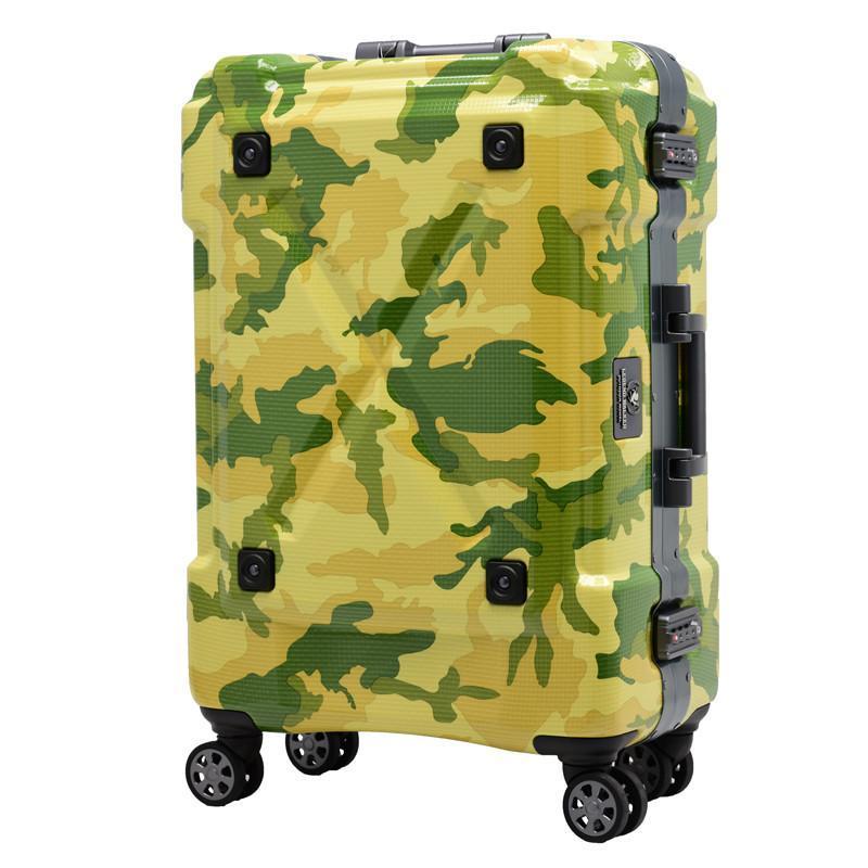 杯架行李箱 28吋 - 軍迷彩