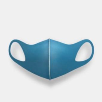 LeMASKA 防曬防臭 韓國時尚口罩 _ 藍綠 韓星最愛 可重複使用