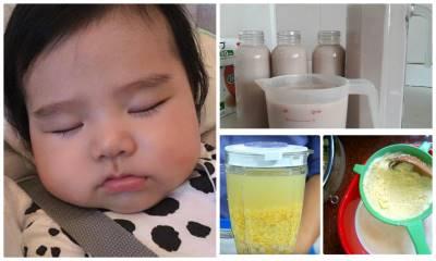 5 loại sữa hạt tự làm thơm nức mũi, con uống tăng cân vèo vèo thèm xin mẹ cốc nữa