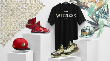 """新聞速報 / Nike LeBron X """"Championship Pack""""冠軍組合包"""