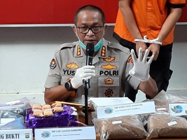 Jejak Yodi Prabowo Sebelum Meninggal Mengarah ke Sebuah Warung