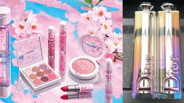 賞櫻花的季節又要來了,畫個應景的粉嫩櫻花妝吧~