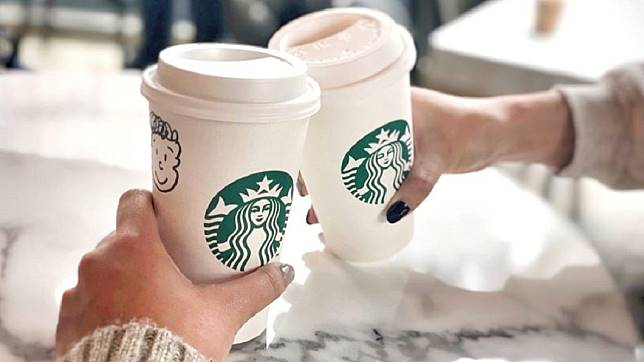圖/星巴克咖啡同好會