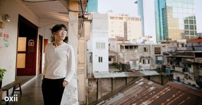 """Độc quyền: Chàng soái ca """"hot look 2000"""", cao gần 2m siêu hot trên mạng xã hội đang muốn yêu 1 chị nào đấy ở Hà Nội!"""