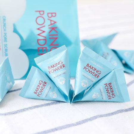 韓國 ETUDE HOUSE 蘇打粉毛孔潔淨去角質乳(24顆/盒) 7gx24 去角質 洗臉 清潔 去角質乳