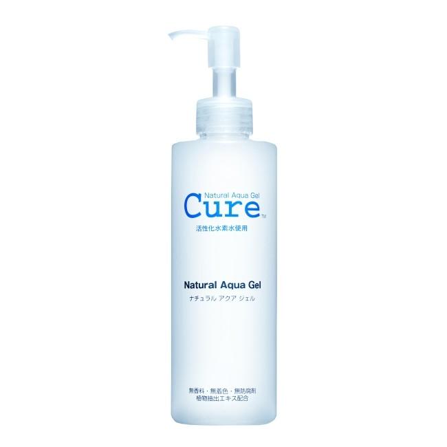 Cure Q兒活性水素水去角質凝露250ml