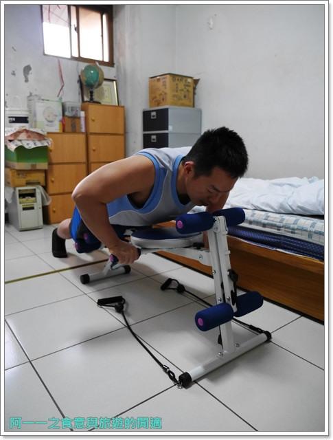 人魚線馬甲線愛享客Chanson強生青花魚二代全能健身器image021