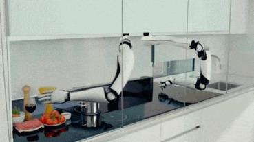 廚房機器人利用「廚神當道」優勝者的食譜做飯 能活在科技時代真好!