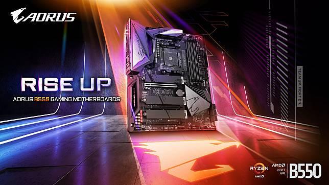 GIGABYTE Kenalkan Motherboard AMD Aorus B550 untuk Gaming dan Content Creation