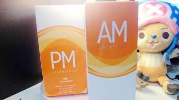 AM|PM 早晚一包 快速補充飲食失衡的營養素