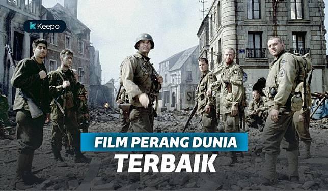 5 Film Bertema Perang Dunia Terbaik yang Pernah Dibuat